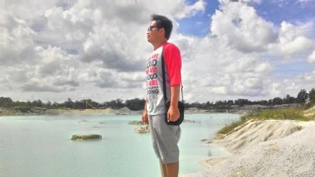 di Danau Kaolin